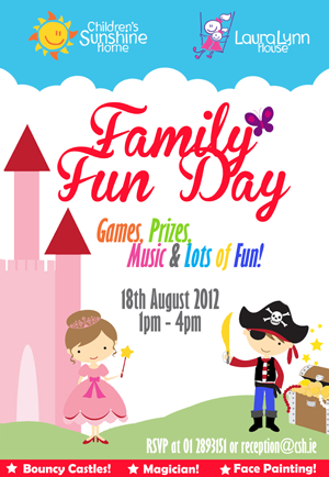 Family Fun Day - Rosie & Jim Chicken Products