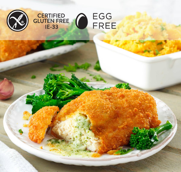 Foodservice - Garlic Chicken Kiev