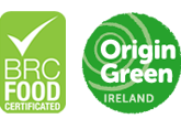 BRC Cert / Origin Green