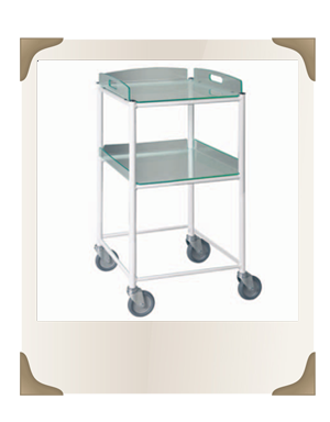 Specialised Clinical Trolleys - Rosie & Jim Chicken Products