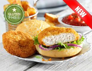 Chicken Chunks & Burgers