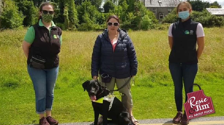 Izzy - Irish Guide Dogs - graduates