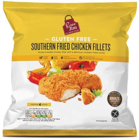 Rosie & Jim Chicken Fillets 400g available in Supermarkets