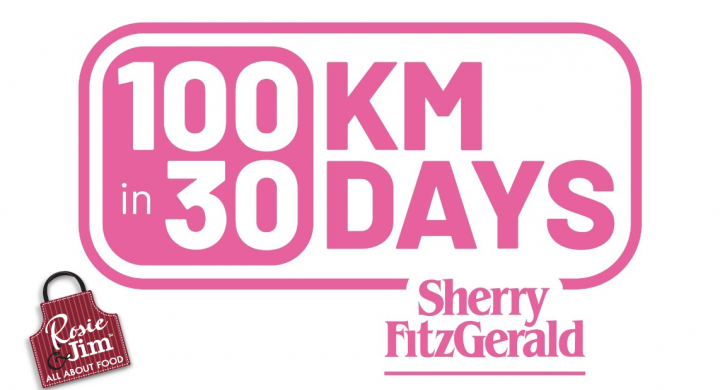 100k in 3 days for Breast Cancer Ireland