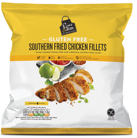 Rosie & Jim Chicken Fillets 500g available in Supermarkets