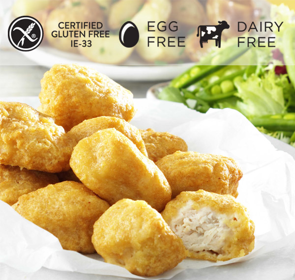 Foodservice - Chicken Chunks Battered
