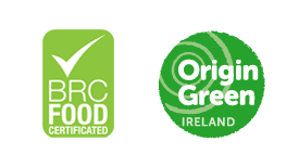 BRC Cert / Origin Green