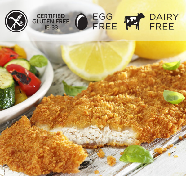 Foodservice - Chicken Schnitzel