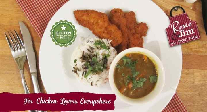 Easy Chicken Katsu Curry