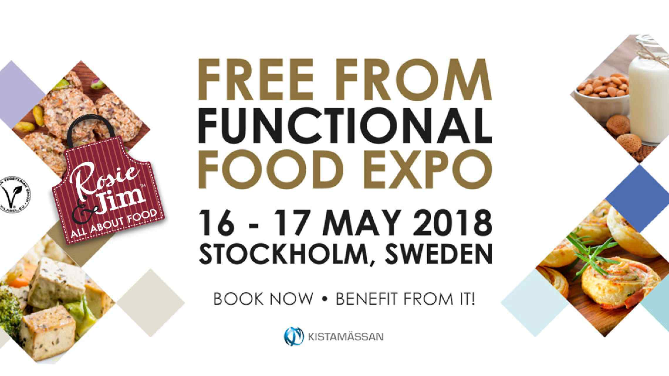 free from functional food expo stockholm